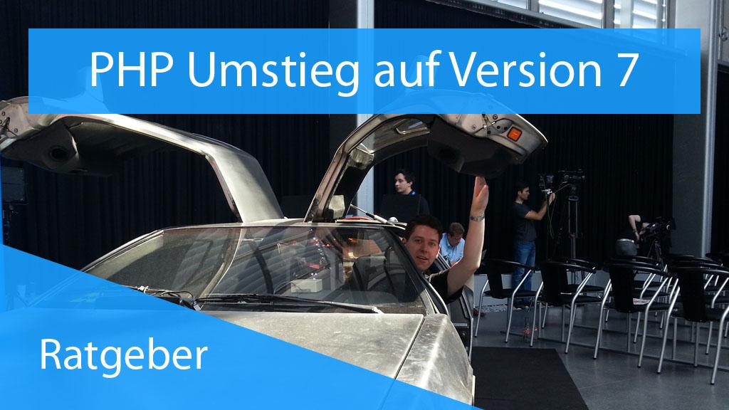 Stefan Juhnke | Zurück in die Zukunft | PHP Umstieg