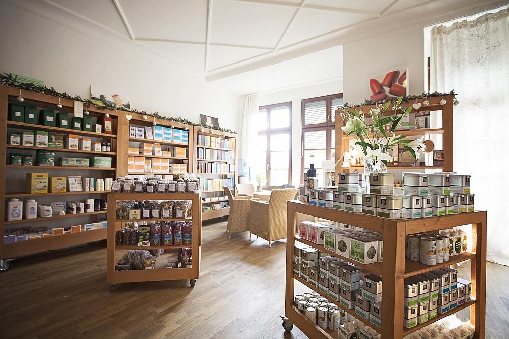 Das Geschäft der Vitaminbude aus München