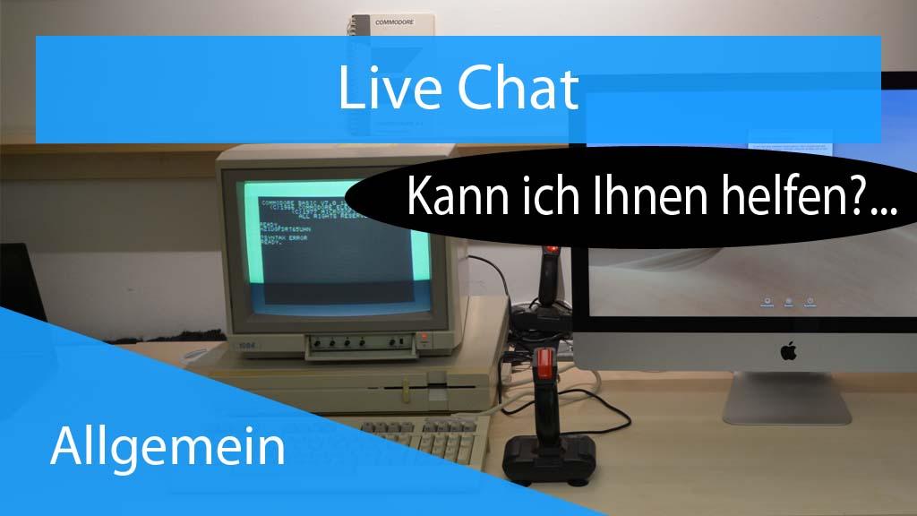 Live Chat - Thumbnail