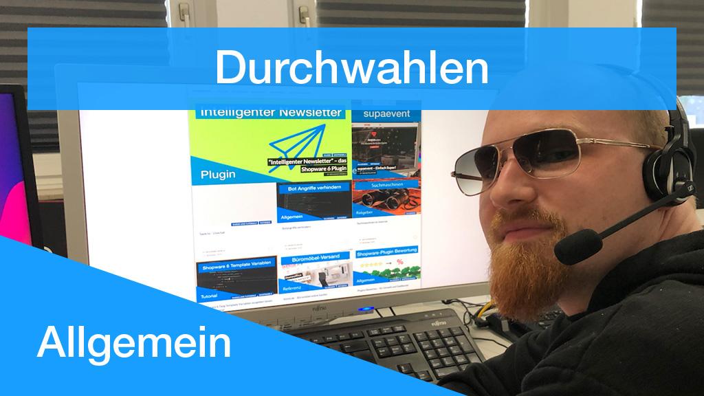 webpiloten Durchwahlen Denis Pluntke