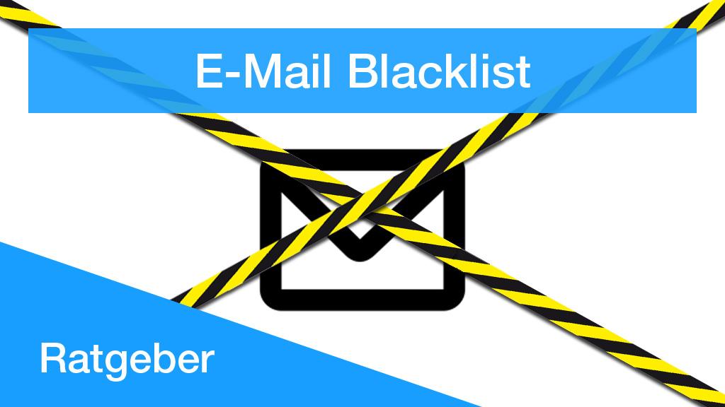 email-blacklist-ratgeber