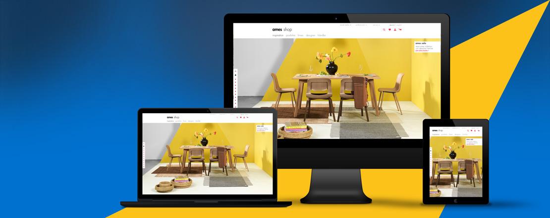 ames-shop.de - Onlineshop für die Herstellung und den Vertrieb von exklusiven Designermöbeln