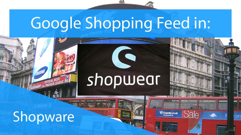 Google Feed Export in Shopware - thumbnail