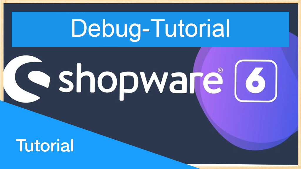 Shopware 6 Debug-Tutorial