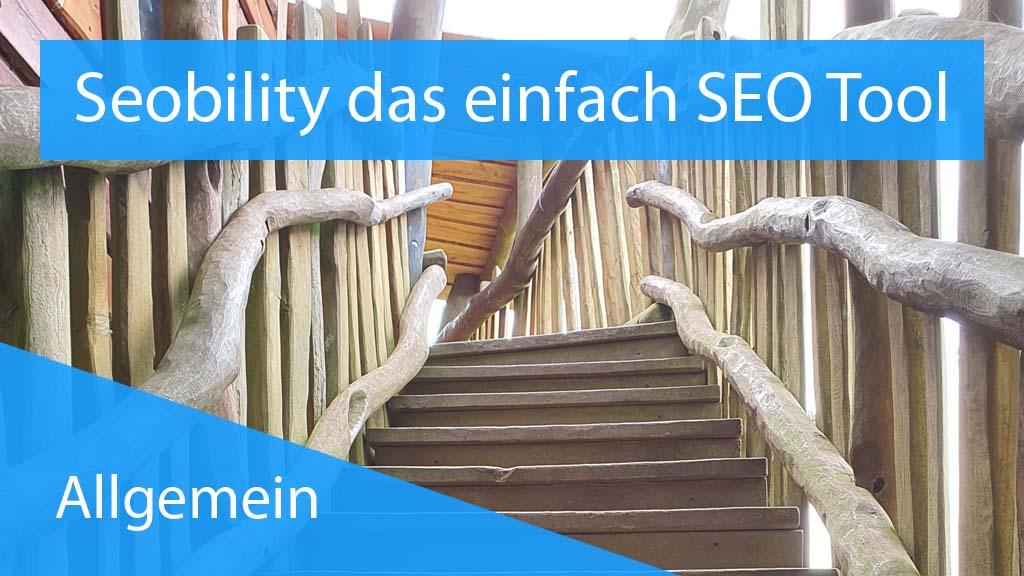 Seobility das einfach SEO Tool - Thumbnail