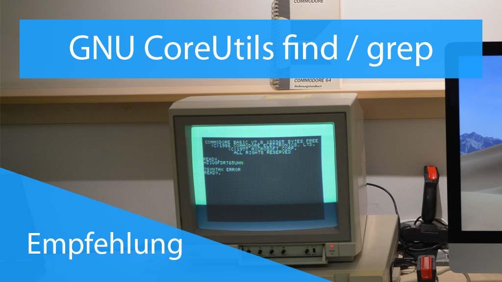 GNU CoreUtils - Thumbnail