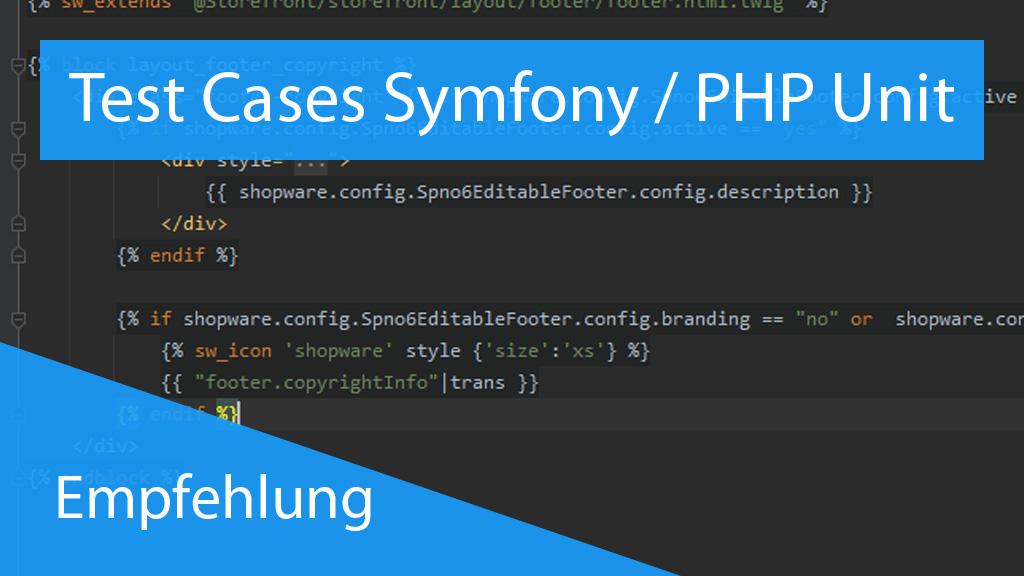 Test-Cases-Symfony-PHP-Unit