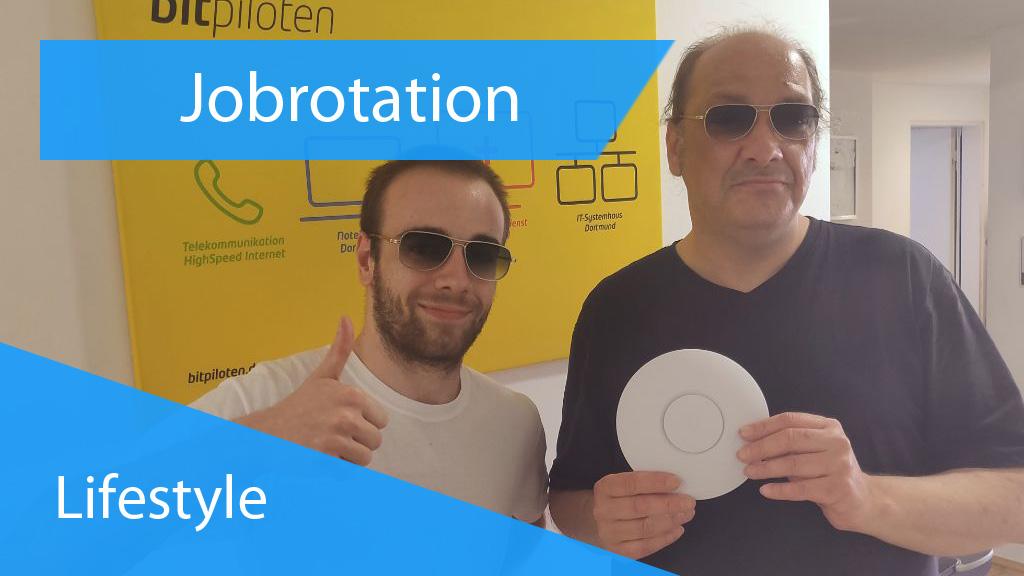 Jobrotation - Mesh-WLAN - bitpiloten