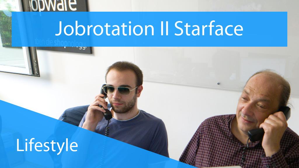 Jobrotation II Starface - thumbnail