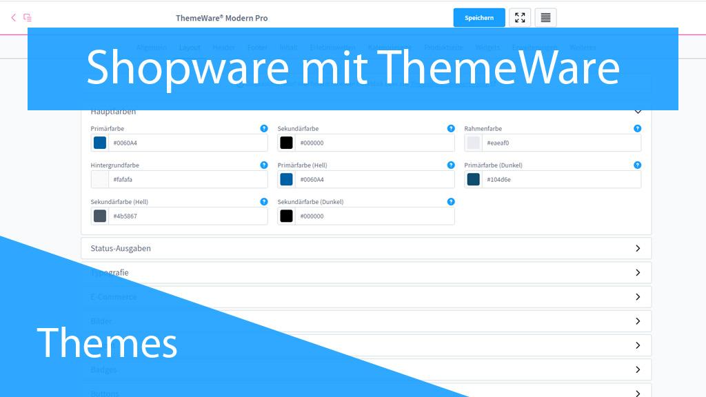 Themeware Shopware Kooperation webpiloten